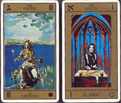 Great Dali Tarot Cards